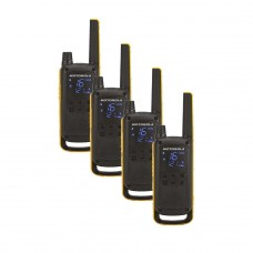 Motorola Talkabout T82 Extreme quad-pack