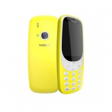 Telefon Nokia 3310 Single SIM żółty