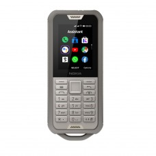 Telefon Nokia 800 Tough DS szary pustynny