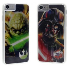 Nakładka Star Wars Yoda /  Lord Vader do iPhone 6 / iPhone 7 / iPhone 8 IPSW-67-LENYODA TTT