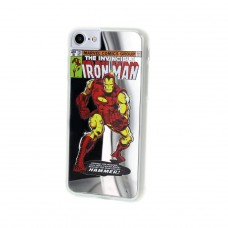 Nakładka Marvel Comics Iron Man Mirror do iPhone 6 / iPhone 7 / iPhone 8 IPMC-67-MIRIRON TTT